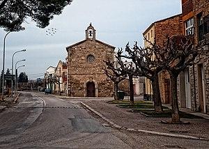 Castellserà - Ermita de Sant Sebastià