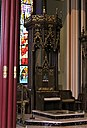 Cathedral of Saint Patrick interior - Norwich, Connecticut 04.jpg