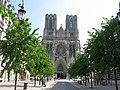 Cathedrale Notre-Dame de Reims vue de face.jpg