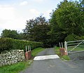 Cattle Grid next to New House, Bewcastle - geograph.org.uk - 239676.jpg