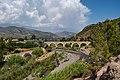 Cauce del río Guadalfeo, Alpujarra desde Orgiva.jpg