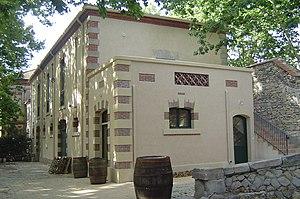 Langlade, Gard - Château Langlade winery