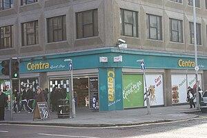Centra - Image: Centra, Belfast, October 2010
