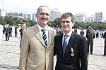 Cerimônia da Imposição da Medalha da Vitória e comemoração do Dia da Vitória, no Monumento Nacional aos Mortos da 2ª Guerra Mundial (26315224903).jpg