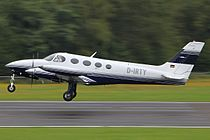 Cessna 340A II, Private JP6927036.jpg