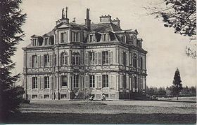 Château du Hallier (Eure-et-Loir)