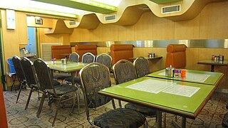 Cha chaan teng Type of Cantonese restaurant