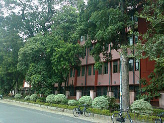 Hooghly district - Chandernagore Govt. College