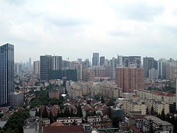 Changning District View 2007.jpg