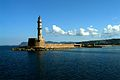 Chania lighthouse (from West).JPG