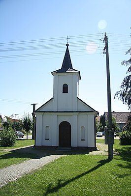 Chapel of Virgin Mary in Březí nad Oslavou, Žďár nad Sázavou District.jpg