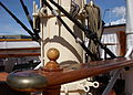 Chapman mast 2010.jpg