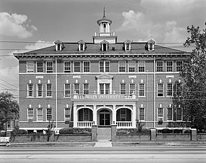 Allen University - Chappelle Administration Building