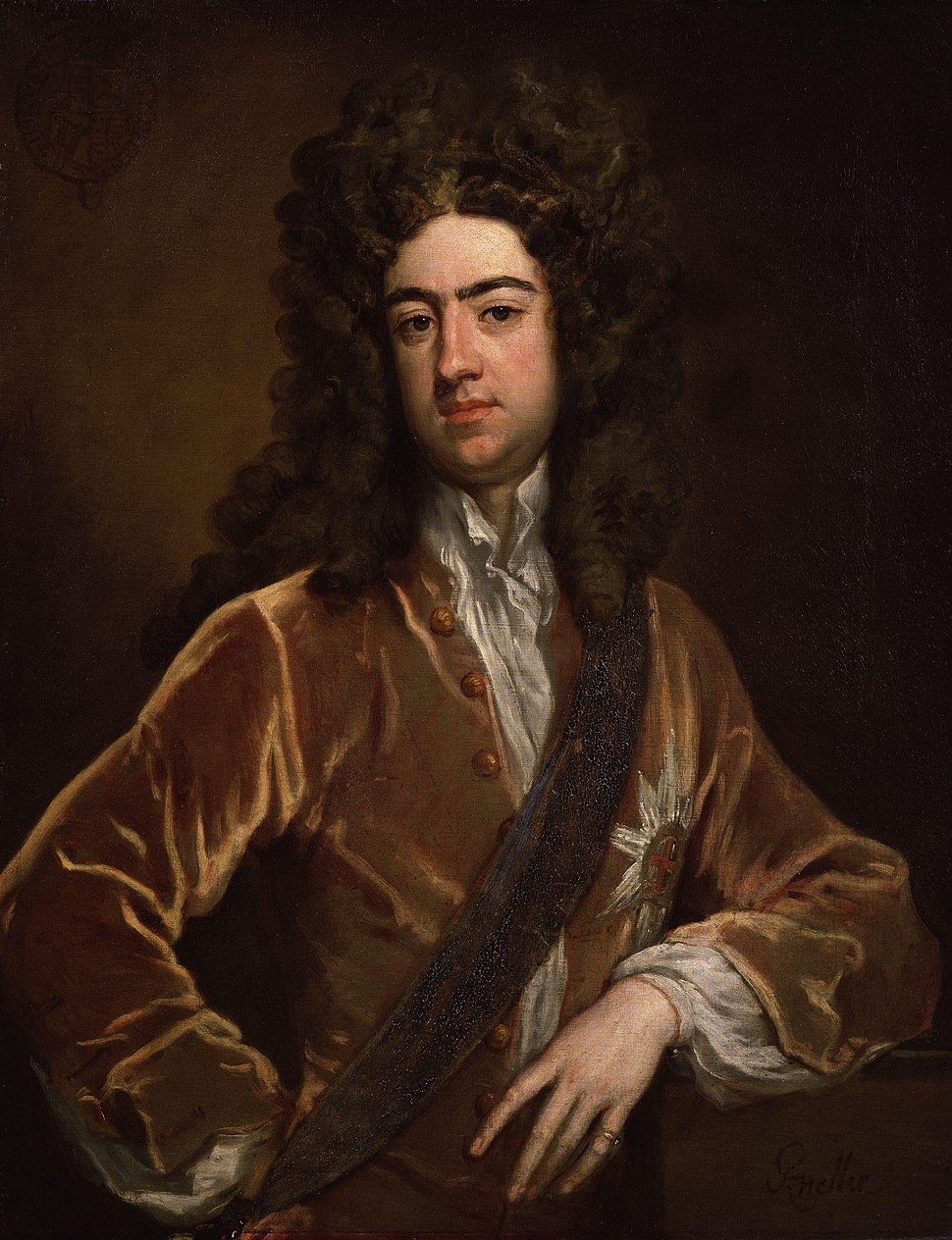Charles Lennox, 1st Duke of Richmond and Lennox by Sir Godfrey Kneller, Bt