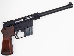 ArmaLite AR-7 - Explorer II pistol with 8 inch barrel