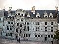 Chateau de Blois vue de la cour intérieure.jpg