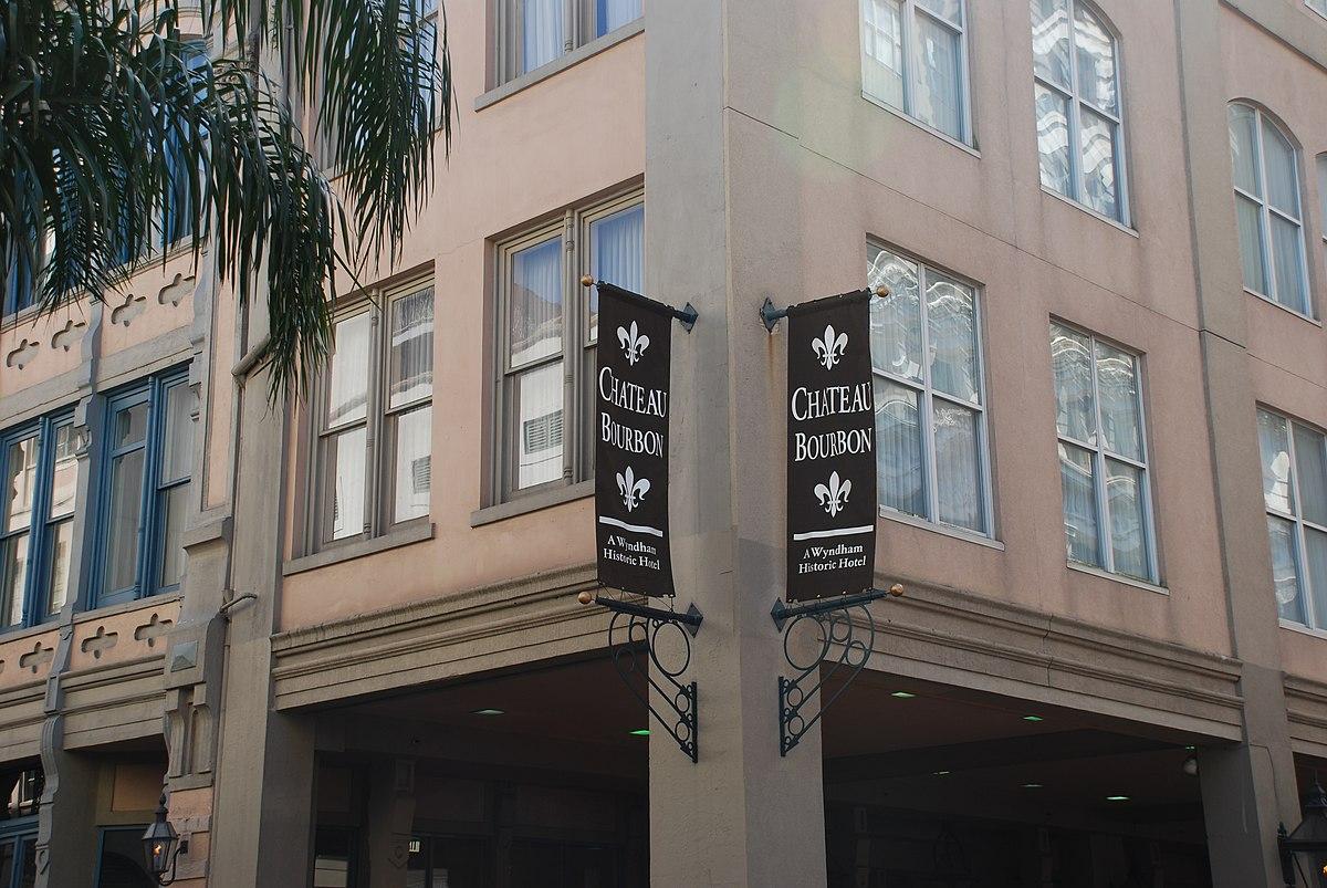 New Orleans Hotel >> Hyatt Centric French Quarter New Orleans Hotel - Wikipedia