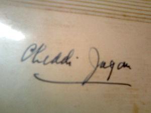 Cheddi Jagan - Image: Cheddi Jagan