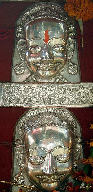 Mandi Shivaratri Fair - Image: Chehra