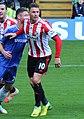 Chelsea 1 Sunderland 2 (Wickham cropped).jpg