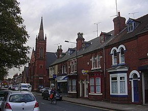 Chequer Road, Doncaster, South Yorkshire - geograph.org.uk - 1539072.jpg