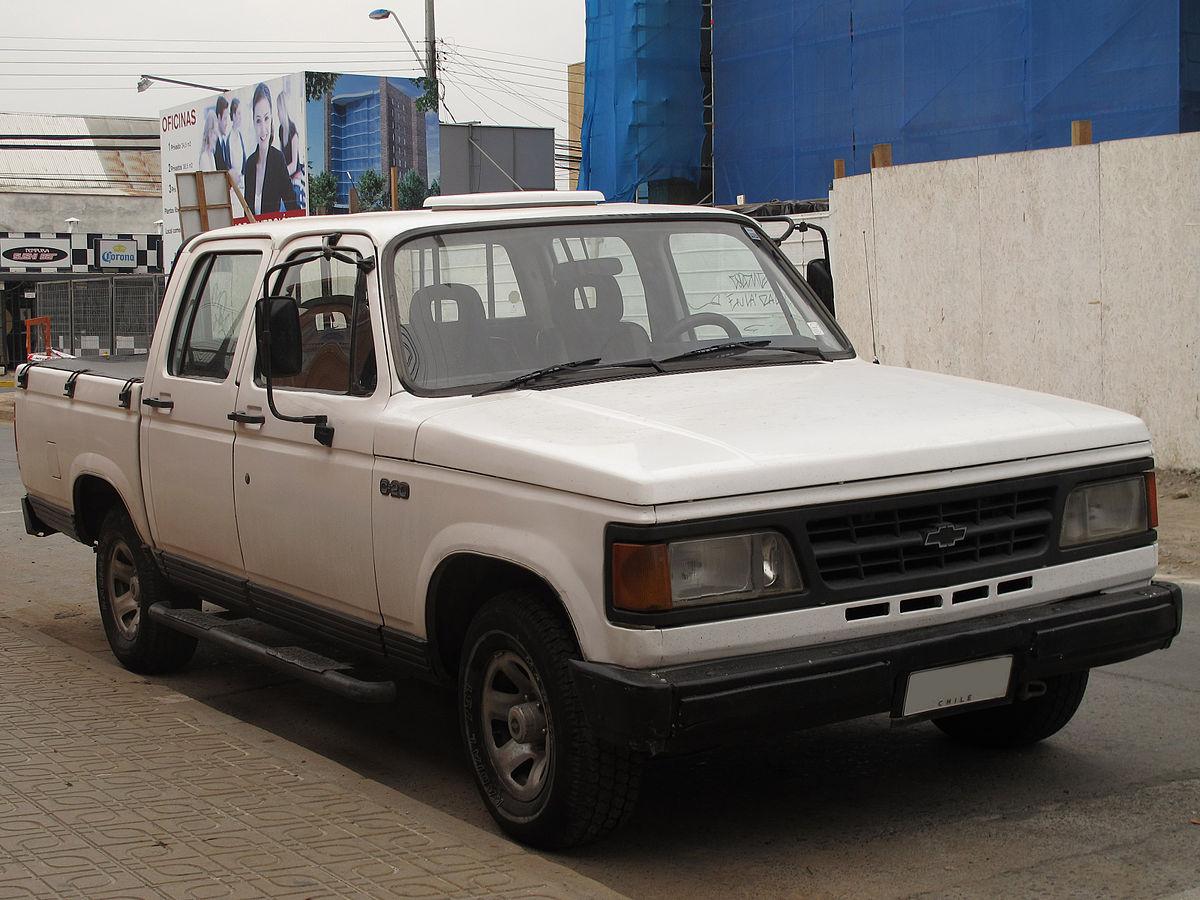 Chevrolet D-20 – Wikipédia, a enciclopédia livre