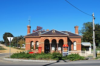 Chewton, Victoria - Image: Chewton Post Office 002