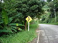Chiang Mai Province Road sign.JPG