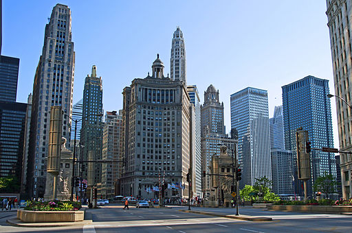 Chicago cityscape (5253757001)