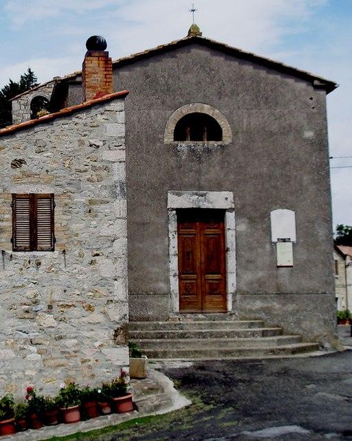 Chiesa della Consolazione, Rocchette di Fazio