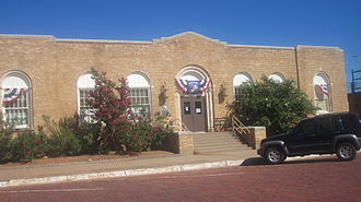 Childress County Heritage Museum - The Childress County Heritage Museum at 210 Third Street in Childress, Texas