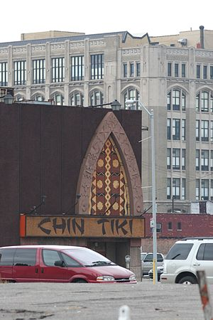 Chin Tiki - Chin Tiki, circa 2006
