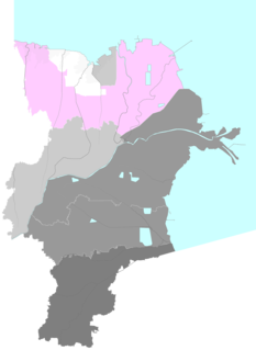 Hekou District District in Shandong, Peoples Republic of China
