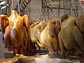 Chinatown, SF grocery store chickens.JPG