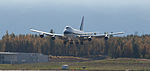 Chinese 747 Freighter landing from the south at ANC (6717249959).jpg