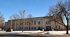 Chippewa County Courthouse, February 2015