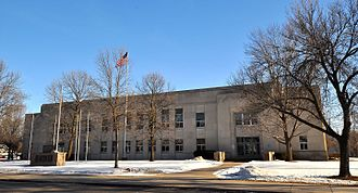 Chippewa County, Wisconsin - Image: Chippewa County Courthouse, Wisconsin