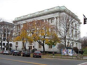 Chittenden County, Vermont - Image: Chitt County Courthouse