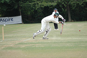 Chris Cairns - Cairns batting