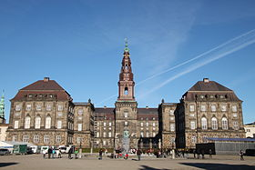 Image illustrative de l'article Christiansborg