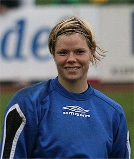 Christine Colombo Nilsen Association footballer