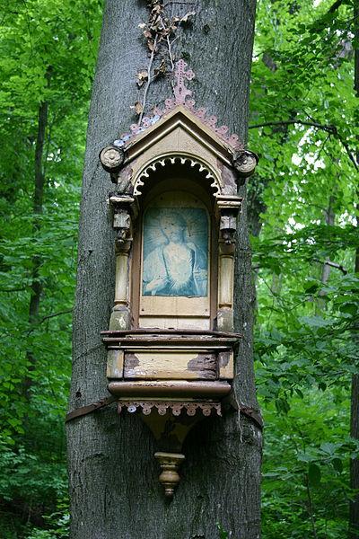 File:Christusbild Im Park des Jesuitenkollegs Kalksburg.JPG