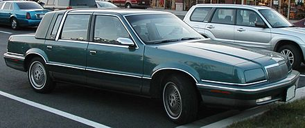 1992-1993 Chrysler New Yorker Fifth Avenue ChryslerNewYorker.jpg