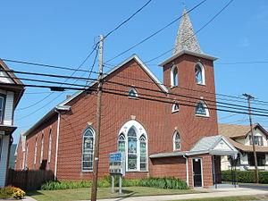 Hegins Township, Schuylkill County, Pennsylvania - Image: Church of God, Valley View, Schuylkill Co PA
