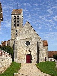 eglise catholique Yerres