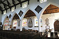Church of Ss Mary & Lawrence interior - south aisle.JPG
