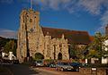 Church of St. George, Wrotham, Tonbridge & Malling, Kent.jpg