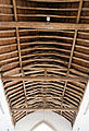 Church of St Mary interior roof Henham Essex England.jpg
