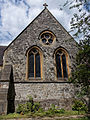 Church of the Holy Innocents, High Beach, Essex, England - south transept exterior.jpg
