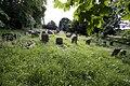 Churchyard of Ss Peter and Paul's Church, Old Brampton, Derbyshire.jpg